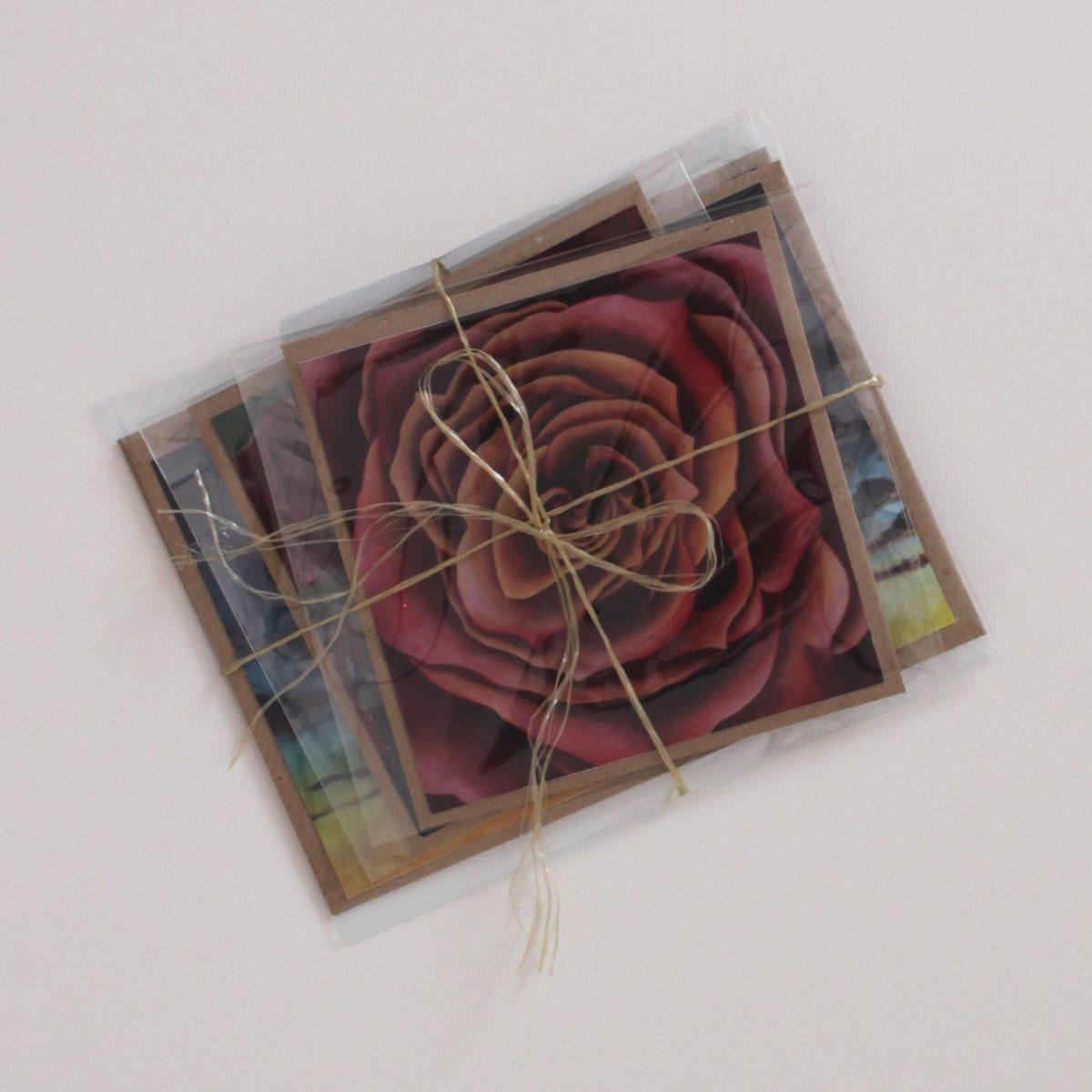 Set Kunstkaarten 1